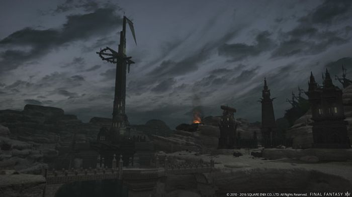Final Fantasy XIV: Stormblood screenshot 1