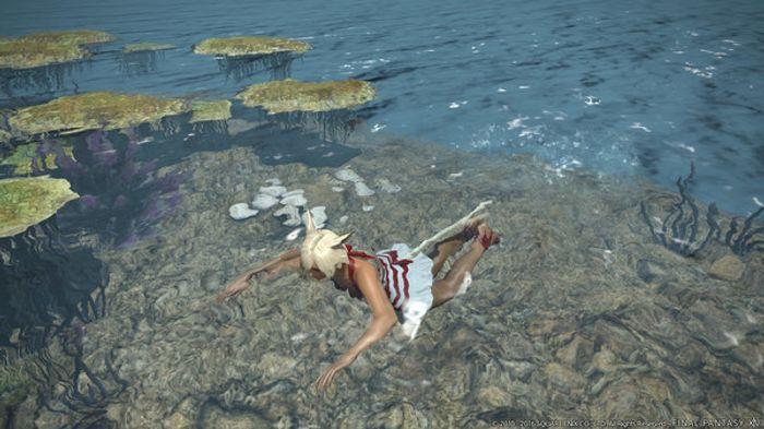 Final Fantasy XIV: Stormblood screenshot 9