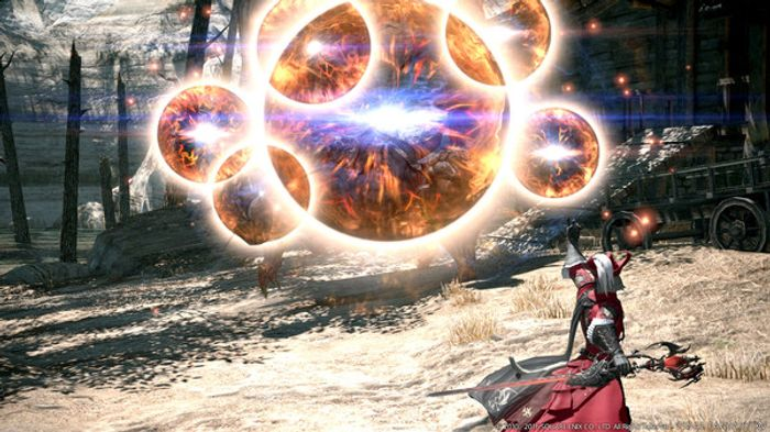 Final Fantasy XIV: Stormblood screenshot 11
