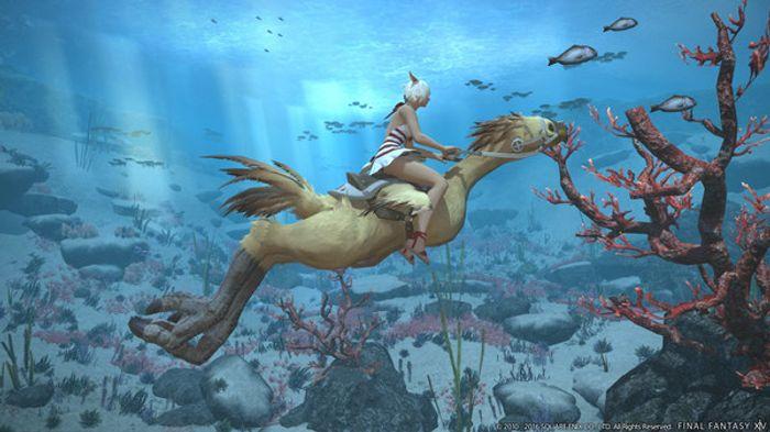 Final Fantasy XIV: Stormblood screenshot 7