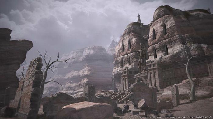 Final Fantasy XIV: Stormblood screenshot 5