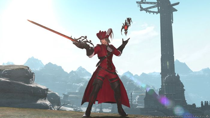 Final Fantasy XIV: Stormblood screenshot 12