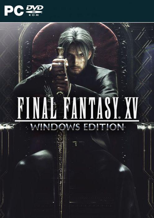 Final Fantasy XV Windows Edition hoesje