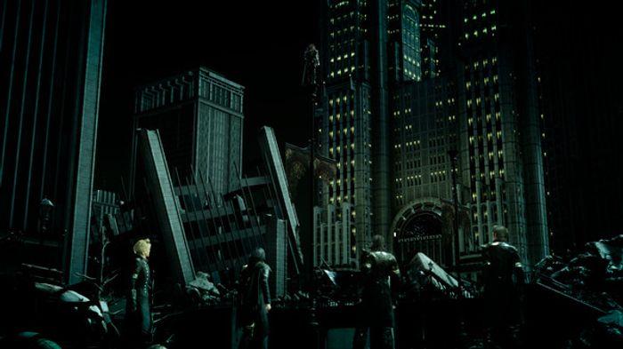 Final Fantasy XV Windows Edition screenshot 8