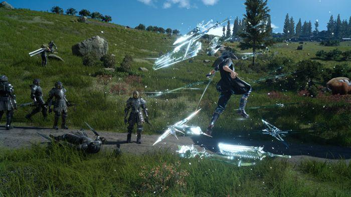 Final Fantasy XV Windows Edition screenshot 10