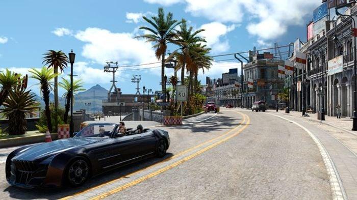 Final Fantasy XV Windows Edition screenshot 3