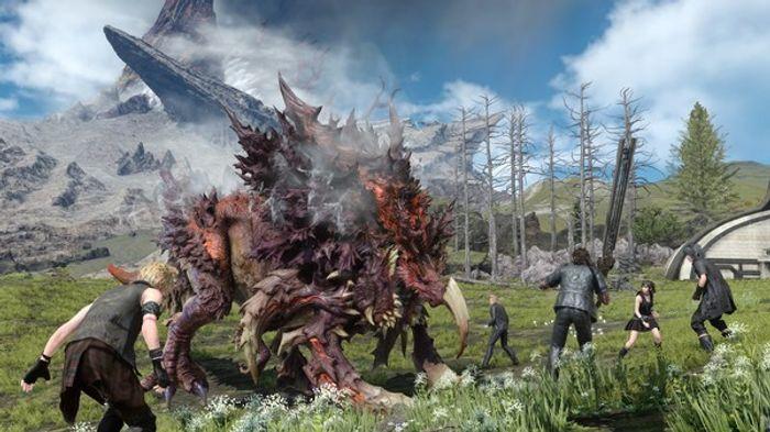 Final Fantasy XV Windows Edition screenshot 0