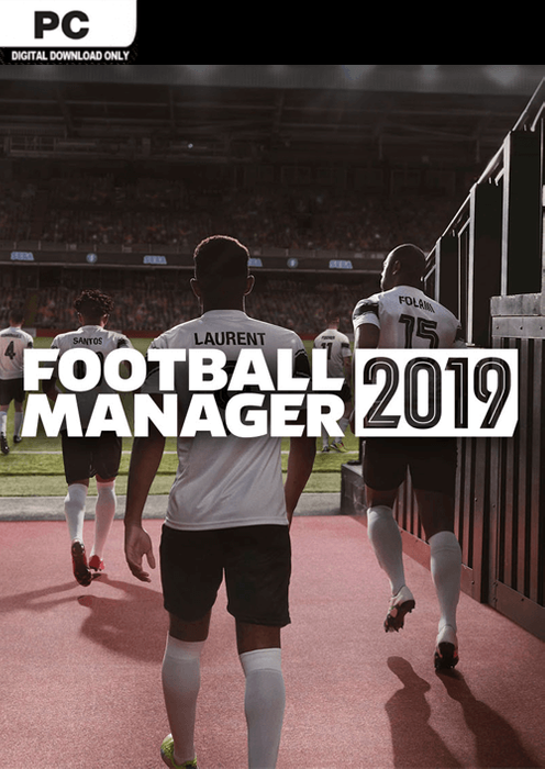 Football Manager 2019 hoesje