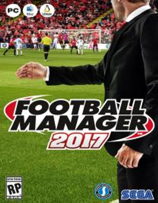 Football Manager 2017 hoesje