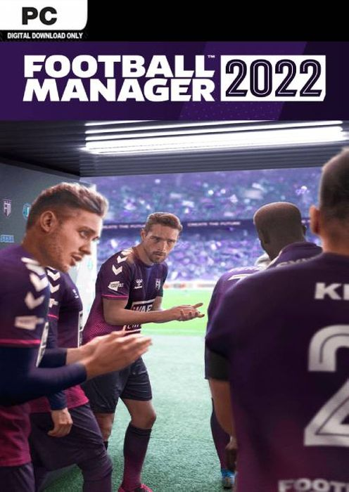 FOOTBALL MANAGER 2022 PC (WW)