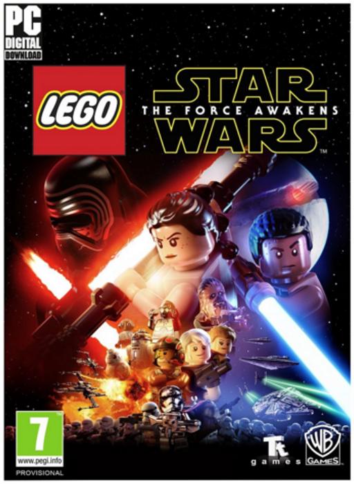 LEGO Star Wars: The Force Awakens hoesje
