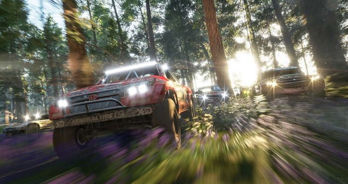 Forza Horizon 4 Xbox One/PC screenshot 1