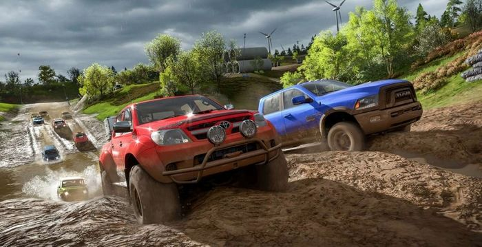 Forza Horizon 4 Xbox One/PC screenshot 3