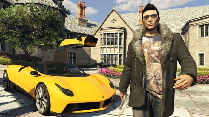 Grand Theft Auto Online: Megalodon Shark Cash Card screenshot 2