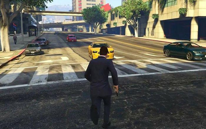 Grand Theft Auto V screenshot 0