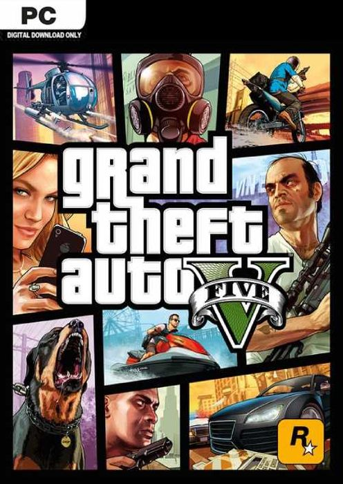 Grand Theft Auto V hoesje
