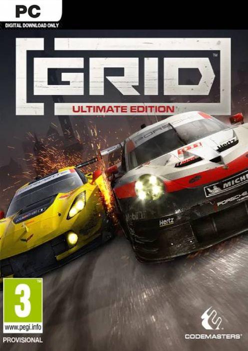 GRID Ultimate Edition hoesje