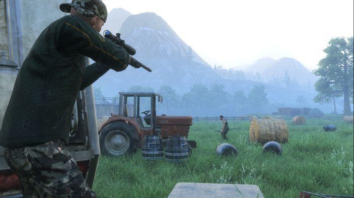 H1Z1 screenshot 2
