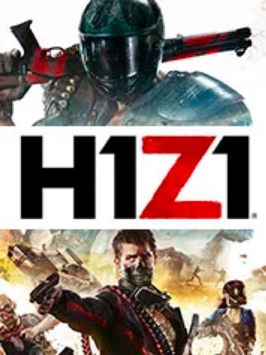 H1Z1 hoesje