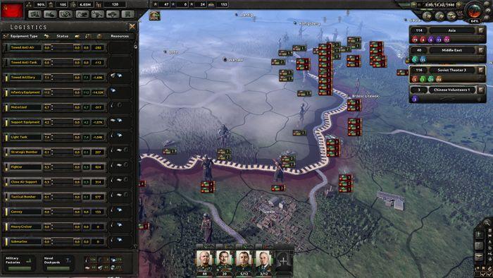 Hearts Of Iron IV Cadet Edition screenshot 6