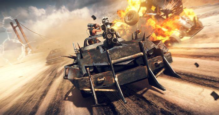Mad Max screenshot 1