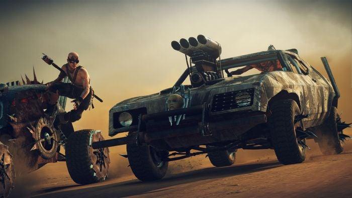 Mad Max screenshot 3