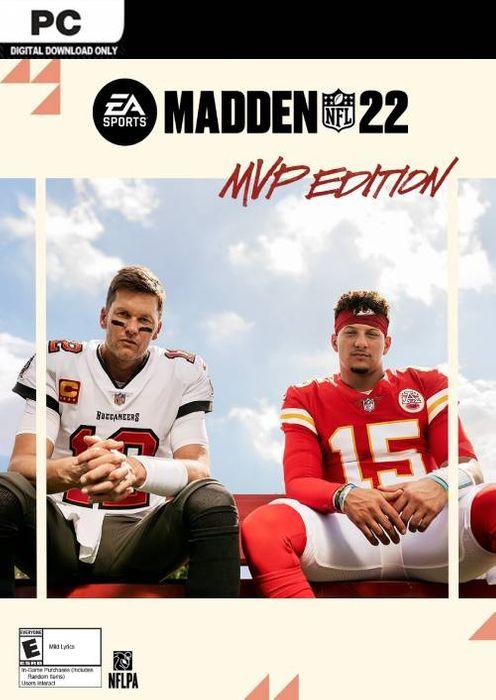 Madden NFL 22 MVP Edition PC (EN)