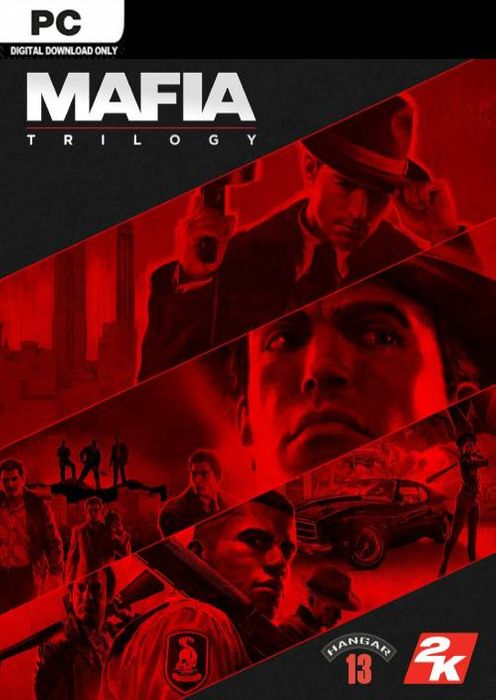 Mafia Trilogy hoesje