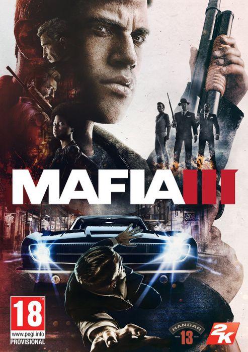 Mafia III hoesje