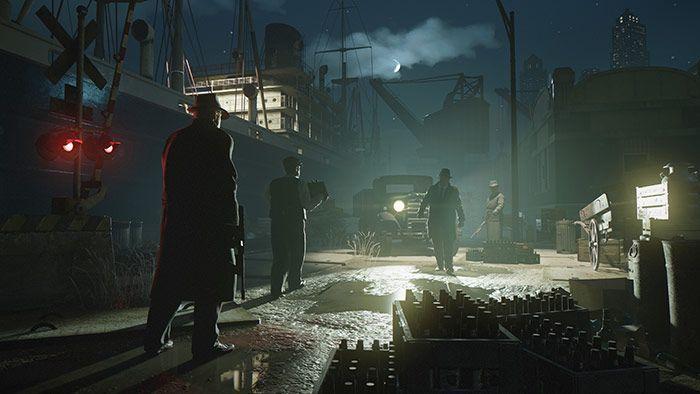 Mafia Trilogy screenshot 0