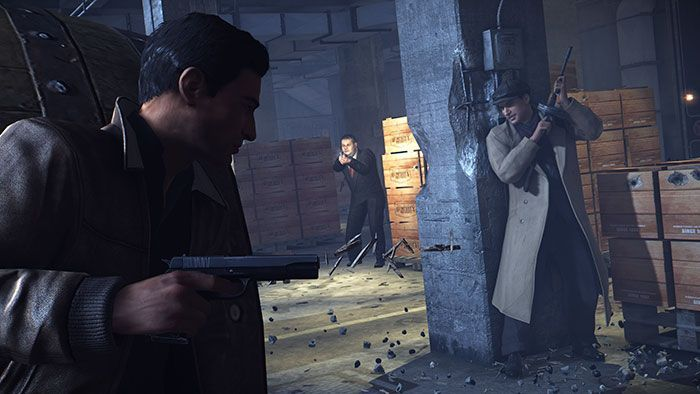 Mafia Trilogy screenshot 1