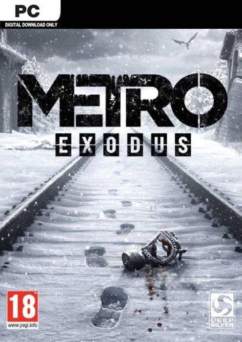 Metro Exodus hoesje