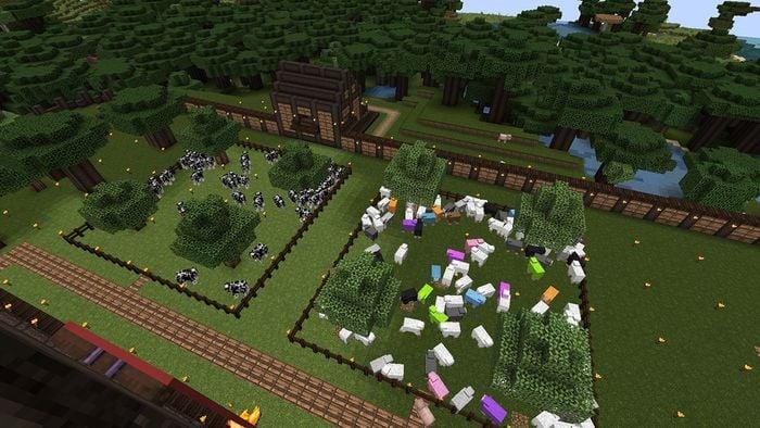Minecraft screenshot 0