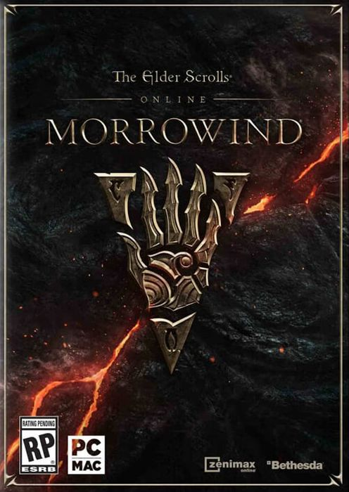 The Elder Scrolls Online: Morrowind (Game + Uitbreiding) hoesje