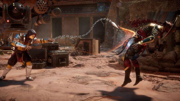 Mortal Kombat 11 screenshot 0