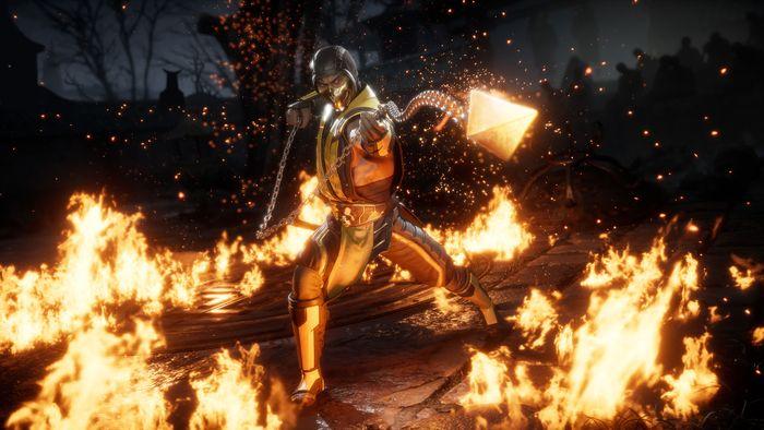 Mortal Kombat 11 screenshot 3