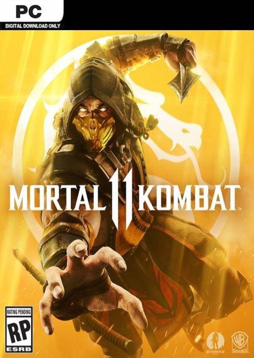Mortal Kombat 11 hoesje