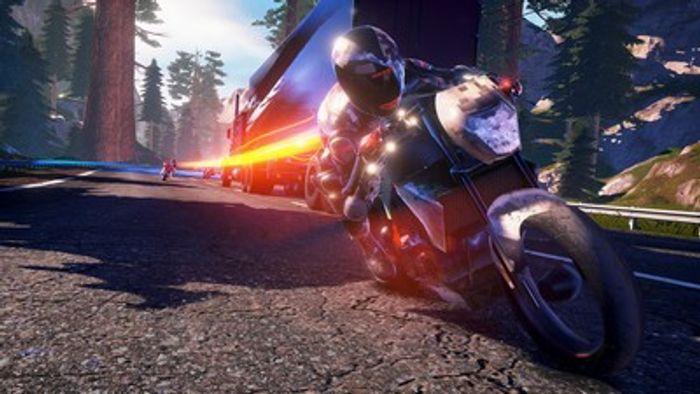 Moto Racer 4 screenshot 0