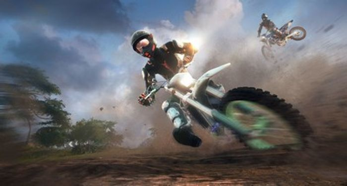 Moto Racer 4 screenshot 2