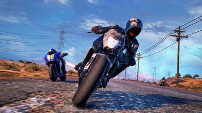Moto Racer 4 screenshot 3