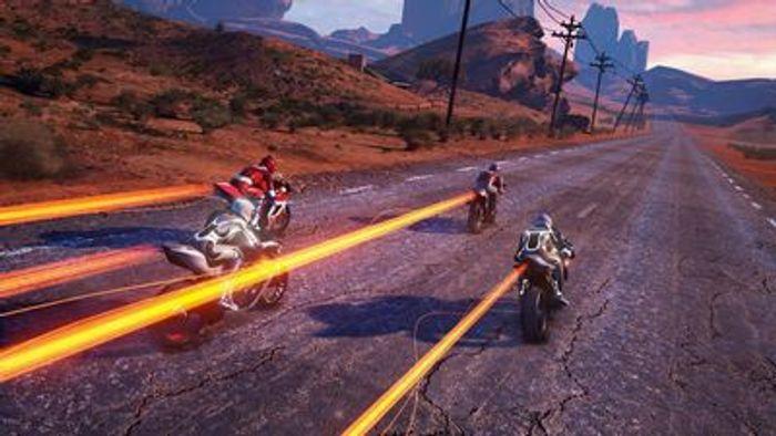 Moto Racer 4 screenshot 4