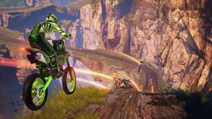 Moto Racer 4 screenshot 5