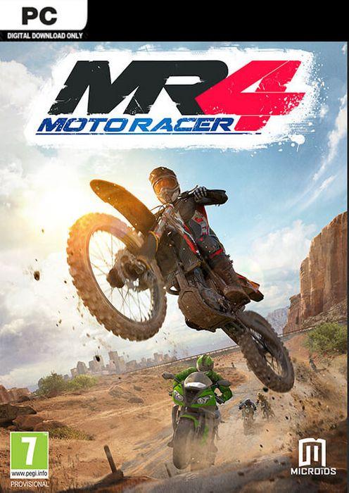 Moto Racer 4 hoesje