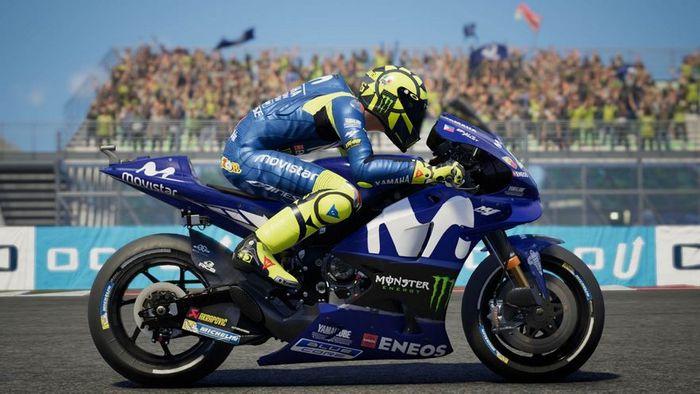 MotoGP 18 screenshot 1
