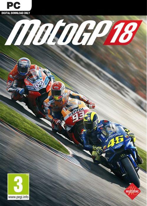 MotoGP 18 hoesje