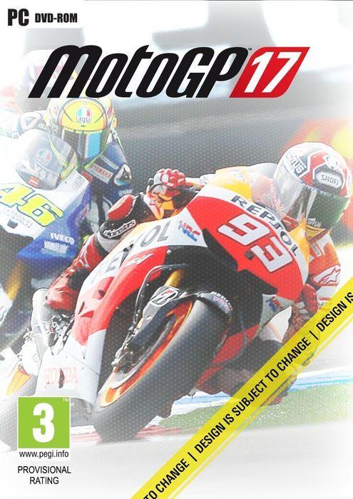 MotoGP 17 hoesje