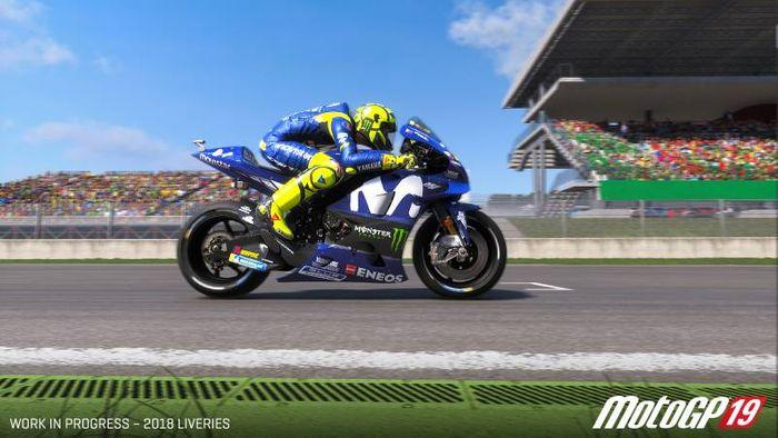 MotoGP 19 screenshot 0