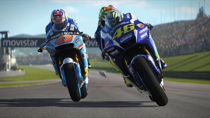 MotoGP 17 screenshot 5