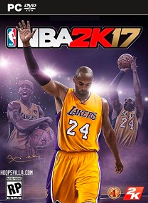 NBA 2K17 hoesje