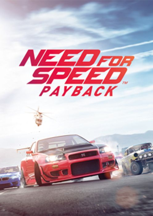 Need for Speed: Payback hoesje